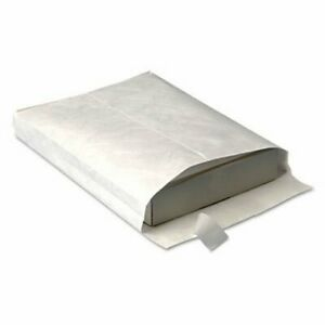 Survivor Expansion Mailer 10 X 13 X 1 1 2 White 100 Per Carton quar4200
