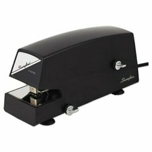 Swingline Model 67 Electric Stapler 20 sheet Capacity Black swi06701