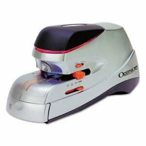 Swingline Optima Electric Stapler 70 sheet Capacity Silver swi48210