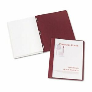 Avery Coated Paper Report Cover 1 2 Capacity 25 Per Box ave47964