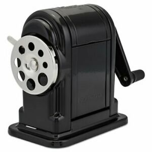 X acto X acto Table mount wall mount Manual Pencil Sharpener Black epi1001
