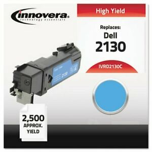Innovera Compatible With 330 1437 2130cn Toner 2500 Yield Cyan ivrd2130c