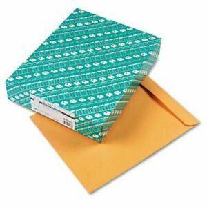 Quality Park Catalog Envelope 12 X 15 1 2 Brown Kraft 100 box qua41967
