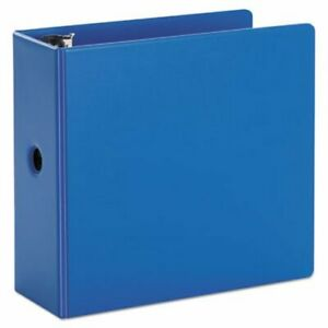 Cardinal Superstrength Locking Slant d Ring Binder 5 Blue crd11942