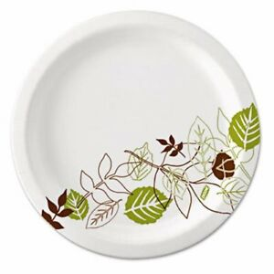 Dixie Pathways 8 1 2 Paper Plates Mediumweight 500 Plates dxeux9ws