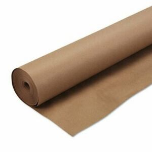 Pacon Kraft Wrapping Paper 48 X 200 Ft Natural 1 Roll pac5850