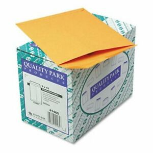 Quality Park Catalog Envelope 9 X 12 Brown Kraft 250 box qua41465