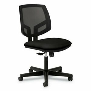 Hon Volt Series Mesh Back Task Chair Black Fabric hon5711ga10t