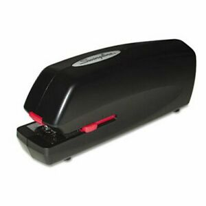 Swingline Portable Electric Stapler 20 sheet Capacity Black swi48200