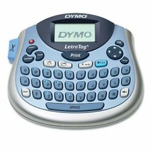 Dymo 1733013 Letratag Plus 100t Personal Label Maker dym1733013