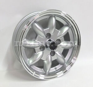 Bmw 1502 2002 3 Series E21 Minilite Wheel 5 5x13