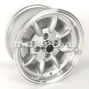Bmw 1502 2002 3 Series E21 Minilite Style Wheel 7x13 Offset 5 New