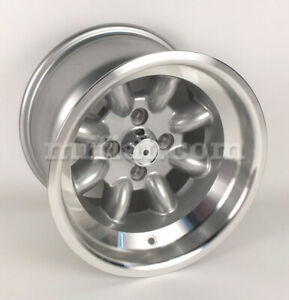 Bmw 1502 2002 3 Series E21 Minilite Style Wheel 9x13