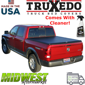 Truxedo Truxport Soft Roll Up Tonneau Truck Bed Cover 02 08 Dodge Ram 1500 6