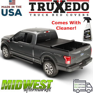 Truxedo Truxport Soft Roll Up Tonneau Cover Fits 2009 2014 Ford F 150 6 6 Bed