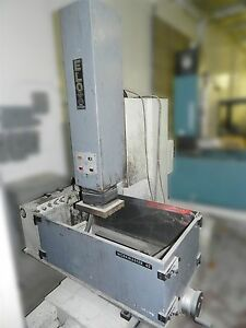 Elox Workmaster 45 Sinker Edm Machine With Futura Controller