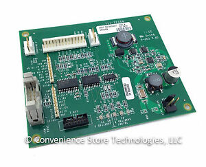 New Veeder root Gilbarco Rs232 To ttl Board For Encore Dispensers M07592a001