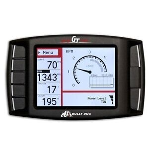 Bully Dog Triple Dog Gt Gas Tuner For 05 13 Nissan Infiniti I4 V6 V8 Vehicles