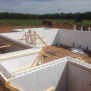 Insulated Concrete Forms Vertical Icf Tf Forming Systems