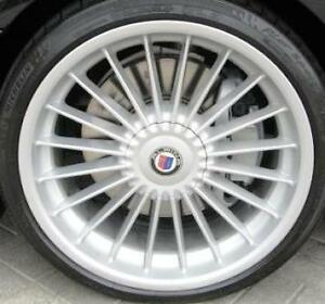 Bmw E65 E66 7 Series Genuine Alpina Brand Oem 21 B7 Wheel Set Of 4