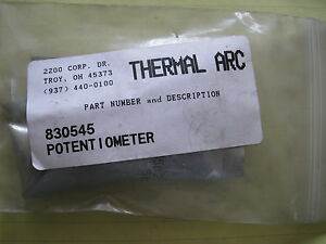 Hobart thermal Arc 830545 Pot