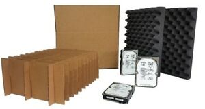 Hard Drive Packaging Box Various Lot Sizes Available free Shipping