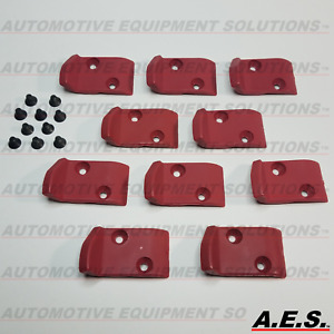 Hunter Corghi Tire Changer Mount Demount Head Inserts For Tcx Series 20 2684 3