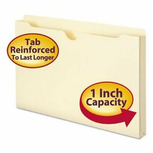 Smead File Jackets 2 ply Top 1 Expansion 11 Point Manila 50 box smd76520