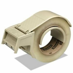 Scotch Loading Dispenser For Box Sealing Tape 3 Core Plastic Gray mmmh122