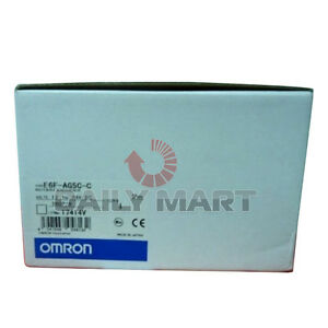 Omron E6f ag5c c Rotary Encoder Switch Plc Module New