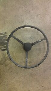 950 John Deere 950 Steering Wheel