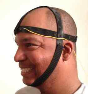 Dry Eeg Dry wet Electrodes Eeg Headband And 5 Cables