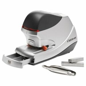 Swingline Optima Electric Stapler 45 sheet Capacity Silver swi48209