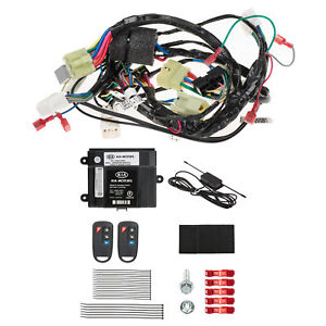 Oem New Remote Start Keyless Entry Fob Kit 2011 2013 Kia Sorento U8560 1u003