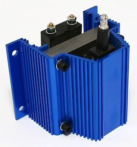 Universal Racing Coil Blue Chevy Ford High Volt Output Ignition Coil Off Road