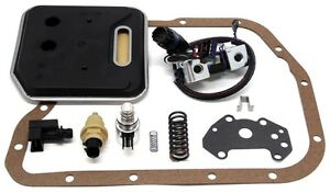 Solenoid Service Upgrade Kit 46re 47re 48re A 518 2000 On Heavy Duty 21450