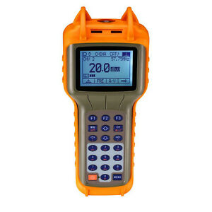 Ry s110 Digital Signal Level Meter Catv Cable Tv Db Tester Measurement 46 870mhz