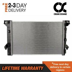 13045 Radiator For Ford Expedition 07 08 Lincoln Navigator 07 13 5 4 V8