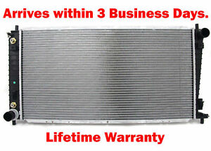 Radiator For Ford Expedition F 150 F 250 97 98 Lobo 01 02 4 2 V6 4 6 5 4 V8