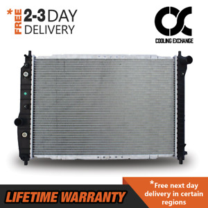 New Radiator For Chevy Aveo Wave Suzuki Swift 1 5 1 6 L4 Lifetime Warranty