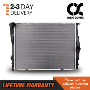 New Radiator For Bmw 128i 135i 325 328 330 Z4 2 0 2 5 3 0 L6 Lifetime Warranty