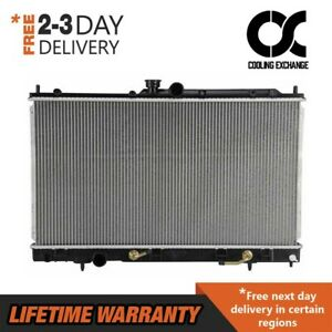 2970 Radiator For Mitsubishi Lancer 2006 Ralliart 2 4 L4