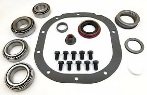 8 8 Ford Ring And Pinion Master Kit With High Torque Rear Pinion Bearing