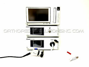 Stryker 1288 010 000 220 210 000 240 050 988 Camera Set with Warranty