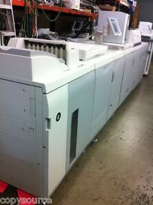 Canon Imagepress C6010 6010 Color Copier With Stacker A1200 Server Fiery