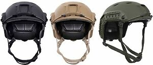 Rothco Advanced Tactical Training Airsoft Helmet Adjustable Cushioned Helmets $77.99