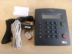 Icon Rtc 1000 Remote Access Time Clock Complete 50 Employee Package Free Ship