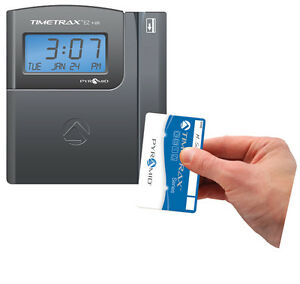Ttez Serial usb Swipe Card Time Clock System