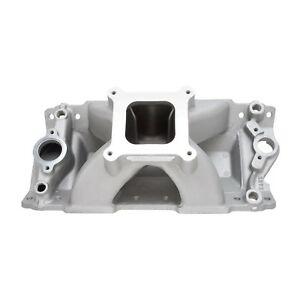 Edelbrock 2892 Super Victor Ii Intake Manifold Fits Small Block Chevy