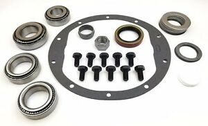 Gm Chevrolet 8 5 Master Bearing Ring And Pinion Kit Rear Eaton Carrier